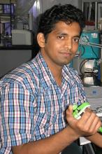 Ramesh. C. Choudhari received his degree in biotechnology, Chemistry, Zoology From Karnataka University, Dharwad, INDIA in 2005. He is currently enrolled in a PhD program at the University of Torino, Italy. His career aims are to gain cutting edge knowledge in the challenging areas of Cell biology, Molecular biology, Cancer biology and Immunology, to reach excellence in the field of work and attain outstanding research outcomes that will have an impact on the society.